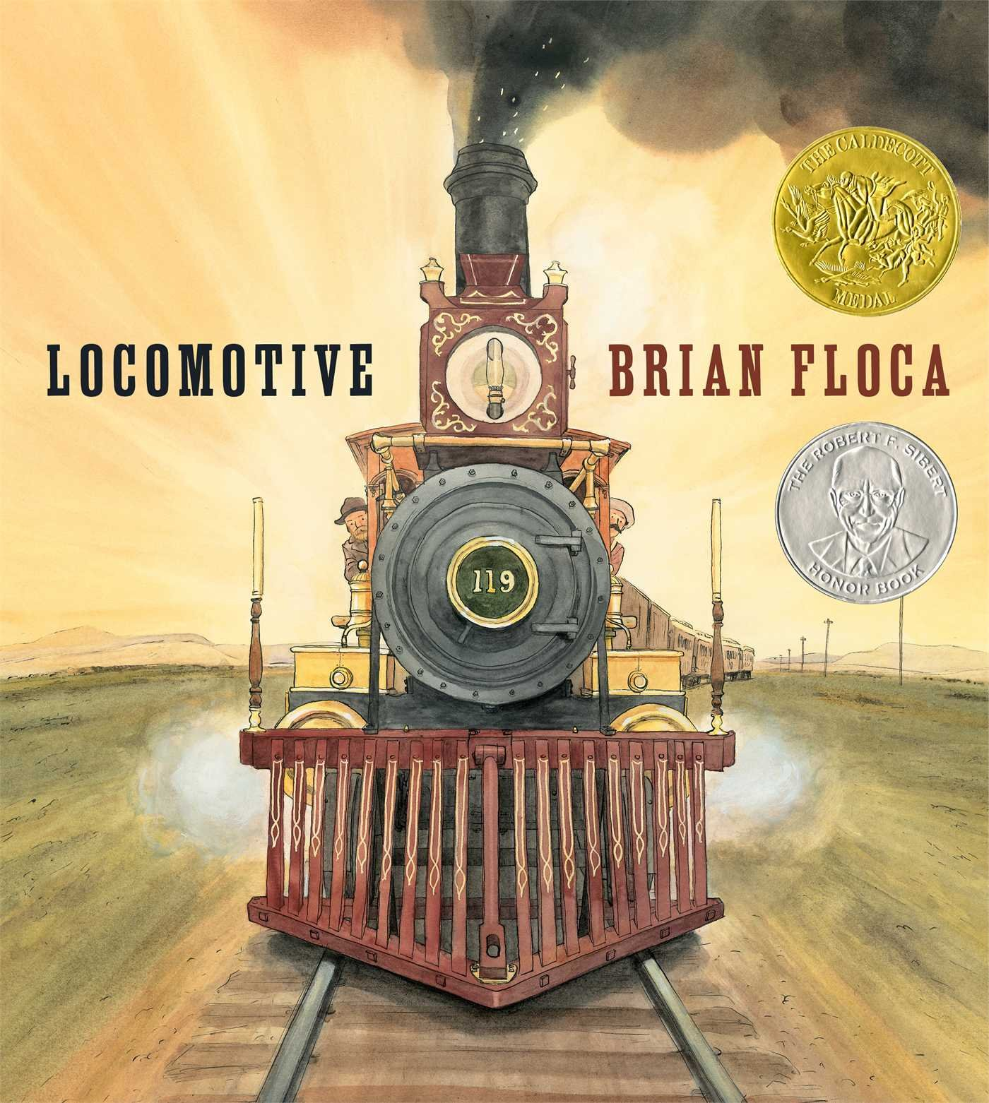 Locomotive by Floca