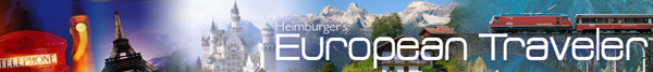 European Traveler logo