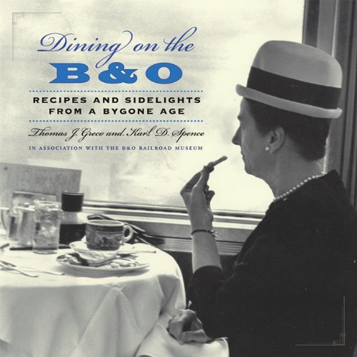 Dining on the B&O