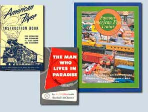 Model Railroad books from Heimburger House Publishing