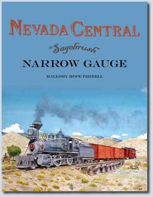 Nevada Central by Mallory Hope Ferrell