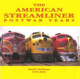 The American Streamliner, Post-War Years
