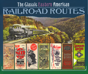 Classic Eastern American Railroad Routes