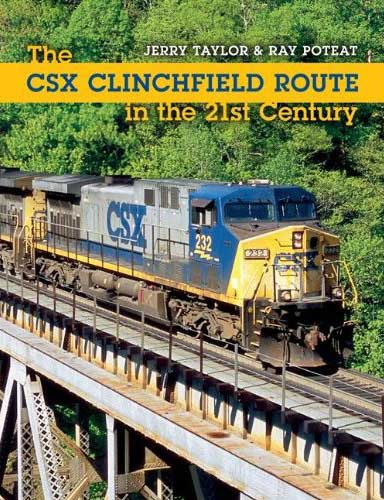 CSX The Clinchfield Route