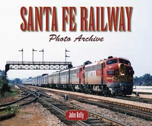 Santa Fe Railway by John Kelly