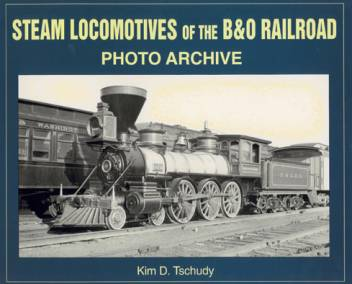 Steam Locos of the Baltimore & Ohio