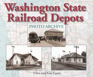 Washington State Railroad Depots